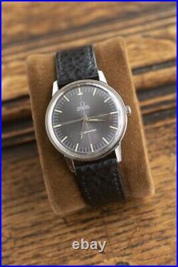 Stunning Vintage Omega Seamaster Rare Dial
