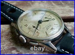 Tissot Vintage Chronograph 6212-4 Lemania 27CH Omega 321 ca. 1940 very rare