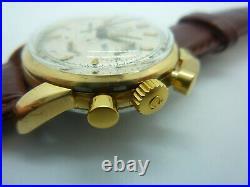 ULTRA RARE OMEGA SEAMASTER 321 REF. KO 2907/2 CHRONOGRAPH VINTAGE 1950's
