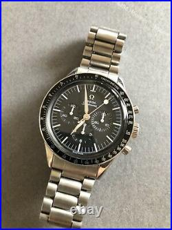 Ultra Rare Omega Moonwatch Vintage, comes With Both Dials. 1960 Ref 2998-3