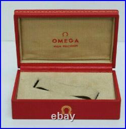 Ultra Rare Vintage Omega Speedmaster 2915 2998 105.003 Seahorse Watch Box