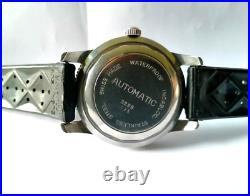 Ultra rare men vintage diver watch submariner 1960 tritium sub plongee caribbean