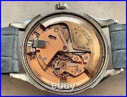 VTG OMEGA 1944 CALATRAVA Ref. 2374 AUTOMATIC BUMPER CAL 30.10 VERY RARE