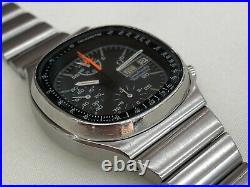 Very Rare Omega Speedmaster Tv Ref 176.0014 Cal 1045 Stainless Steel Chronograph