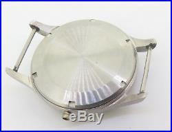 Very Rare Vintage Omega Australian Military RAAF Steel Watch Case