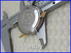 Vintage Case 135.020 Omega Seamaster De Ville 1960-1969 Swiss For Parts Rare