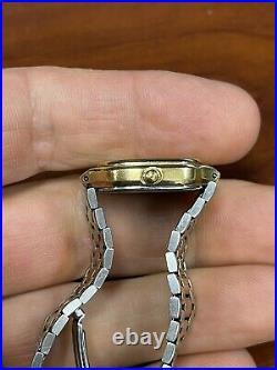 Vintage Ladies Omega Seamaster Rare 1380 Movement Running