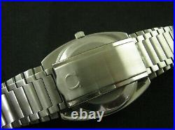 Vintage OMEGA SEAMASTER Automatic Date Men's Watch Nice Rare Collection