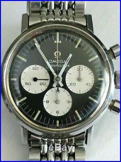 Vintage OMEGA Seamaster Manual Chronograph 321 Panda Chrono 1969/70 Rare