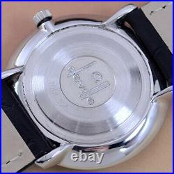 Vintage Omega De Ville Hand-winding Blue Dial Dress Men's Watch Rare Items