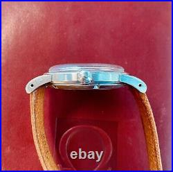 Vintage Omega Rare 1952 Jumbo Size Seamaster Bumper, Top Condition, Beefy Lugs