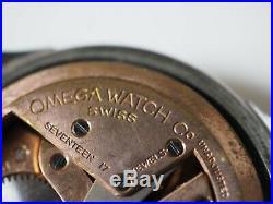 Vintage Omega Seamaster 2635-1 rare Bumper Cal 351 Original condition