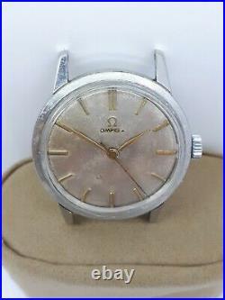 Vintage Omega Seamaster 30 Cal. 286 Swiss Made Mens Wrist Watch Rare Swiss