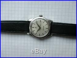 Vintage Omega Seamaster Automatic Cal. 470 Edelstahl Rare