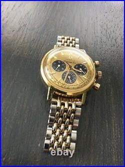 Vintage Omega Seamaster Chronograph Rare 321 Genuine Movement 105.005-65. Redial