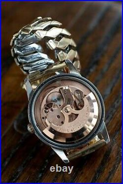 Vintage Omega Seamaster Wrist Watch Rare