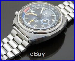 Vintage Omega Seamaster Yachting Automatic Chronograph Watch Rare 176.010