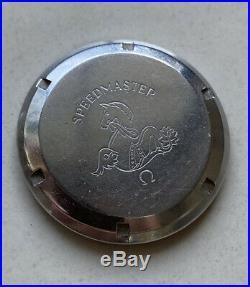 Vintage Omega Speedmaster Double Reference 105.012 145.012 Case back Rare