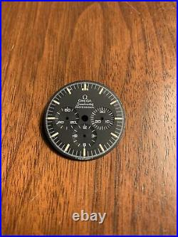 Vintage Omega Speedmaster Professional Movement dial Moon Watch Rare Singer