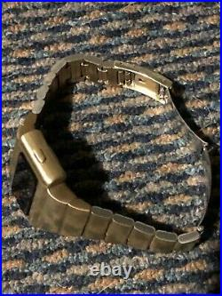 Vintage Omega TC1 LED Watch (RARE)