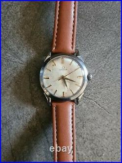 Vintage Omega Wind Up Watch Rare