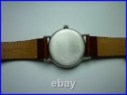 Vintage Omega cal. 610 very rare pyramid dial wristwatch