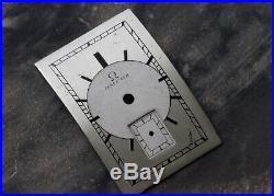 Vintage Omega watch rare NOS sector dial to T17 rectangular movement 1930s/40s