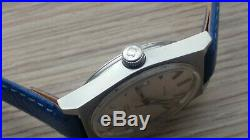 Vintage RARE 1970's Omega Automatic Geneve Cal. 1481 Quickset Date Watch