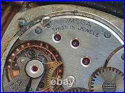 Vintage RARE Omega Military WWI Cal. 26.5SOB T2