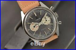 Vintage Rare 1972 Omega De Ville Chronograph 145.017