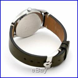 Vintage Rare Omega Calatrava CK 859 Bulls-eye Dial 37.5 mm