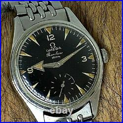 Vintage Rare Omega Ranchero Ref 2990-1 Manual Wind Cal 267 Refinished Dial