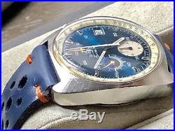 Vintage Rare Omega Sea-master Automatic Chronograph Reference 176.007