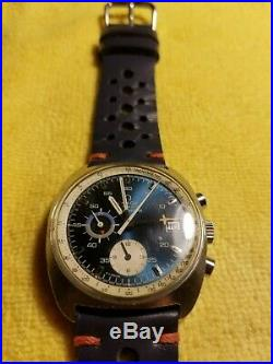 Vintage Rare Omega Seamaster Automatic Chronograph Reference 176.007