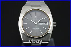 Vintage Rare Omega Seamaster Cosmic 366 0837 Cal1022 Day&date Men's Swiss Watch