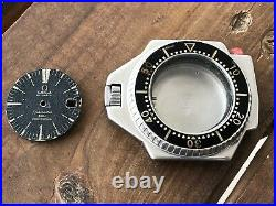 Vintage Rare Omega Seamaster Diver 600m Profess. Ploprof Complete Case And Dial