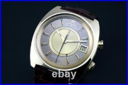 Vintage Rare Omega Seamaster Memomatic Cal 980 Alarm 166.072 Automatic Watch