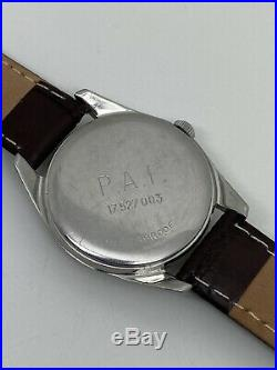 Vintage Rare Omega Seamaster/Ranchero Miltary Issue PAF Calibre 285 Ref. 2996-1