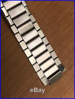Vintage Rare Omega Speedmaster Bracelet Moonwatch Collector Item Estate Sale