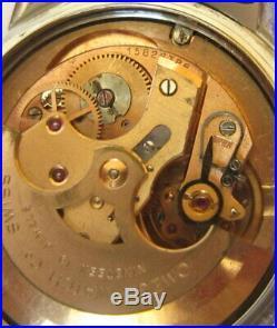 Vintage Rareomega-seamasterautomatic, All Steel Swiss Men's Watch Cal. 491# 640